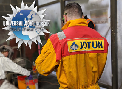 Jotun Visit To Trial New Products At Universal Coatings UK HQ