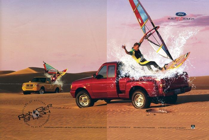 Ford Ranger Ad