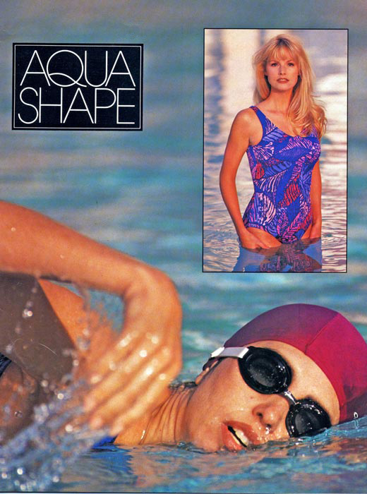 Aqua Shape Swimwear Catalog