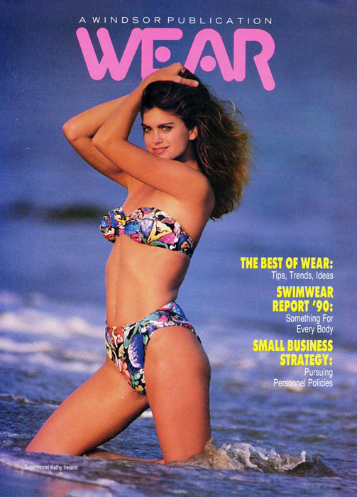Wear Magazine-Kathy Ireland