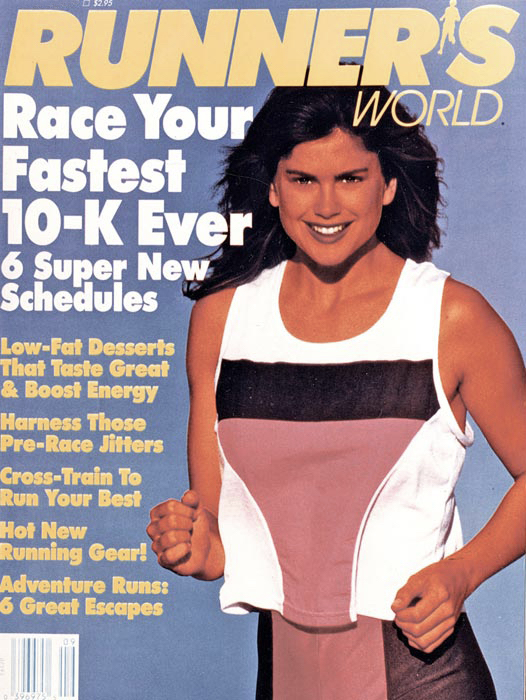 Runners World Kathy Ireland