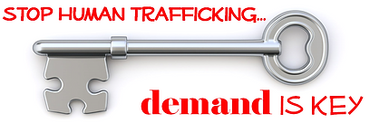 stop human trafficking - demand is key