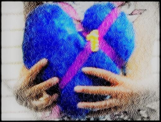 cor blau