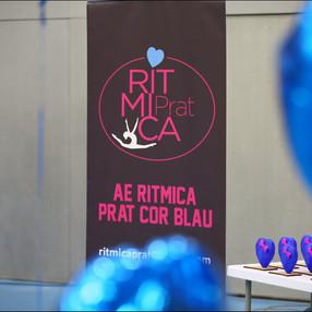 III Trofeo Rítmica Prat Cor Blau