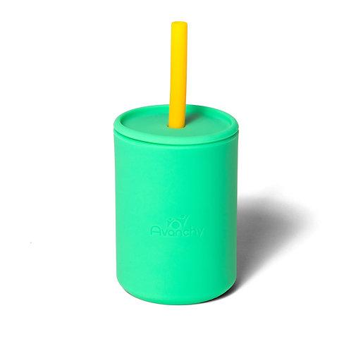 Avanchy La Petite Silicone Mini 5 oz. Baby Cup