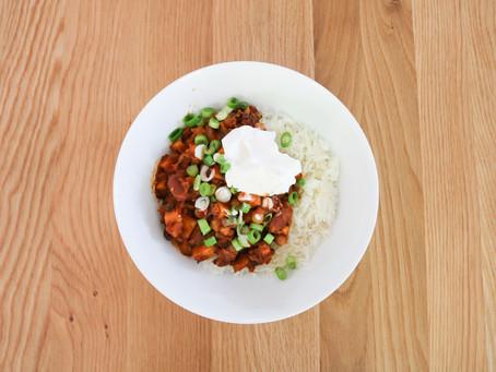 A Simple Chili Recipe