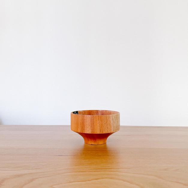 Japanese Wood Bowl