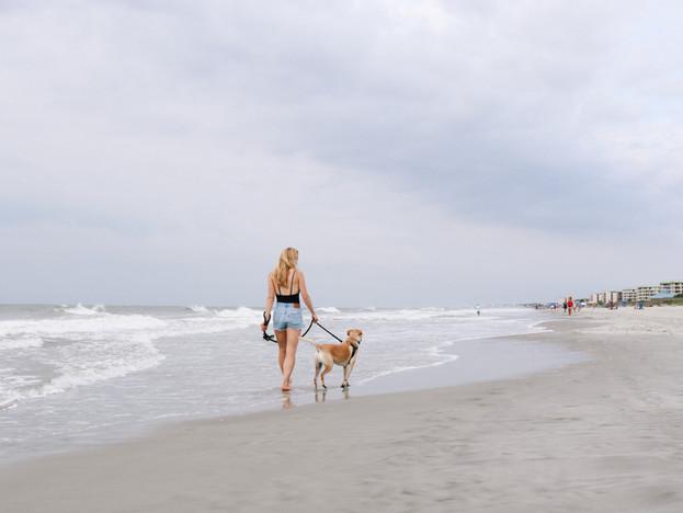 Family Beach Time