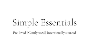 Introducing: Simple Essentials