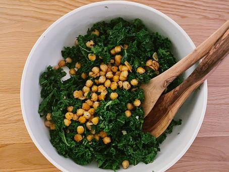 My Favorite Kale Salad