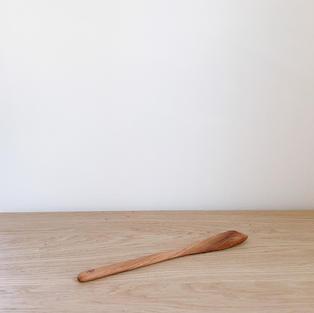 Handmade Wood Spatula