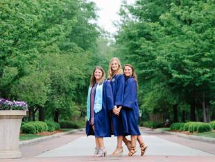 UNCG Graduation: Emma + Friends