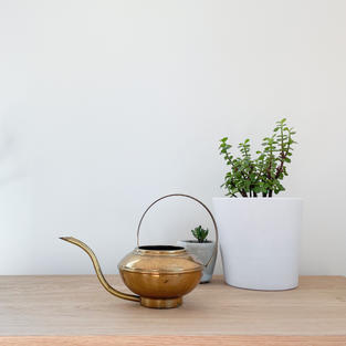 Brass Watering Can
