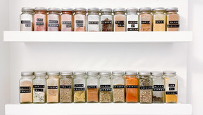 Simple Spice Storage