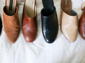 Wardrobe Essentials: Clogs & Mules