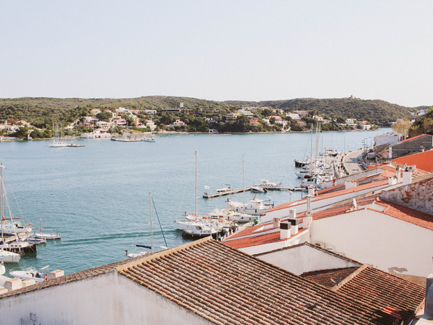 Spain: Barcelona + Menorca