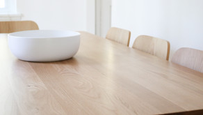 Loving Lately: White Oak Furniture