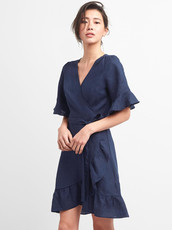 Wrap Dress (sold out)