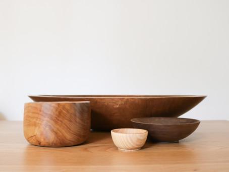 Loving Lately: Wood Bowls