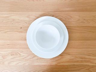 Loving Lately: White Dinnerware