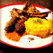 Mid Eastern Food