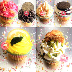Special Collection Cupcakes