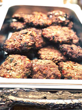 Peshawari Chapli Kebabs