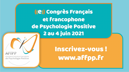 Congrès Francophone de psychologie posit