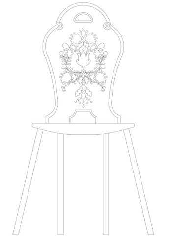 Chalet Chair 1