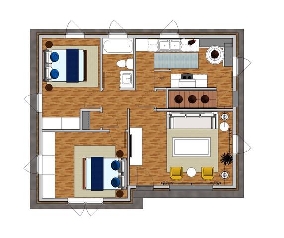 Main New Furniture Option Plan