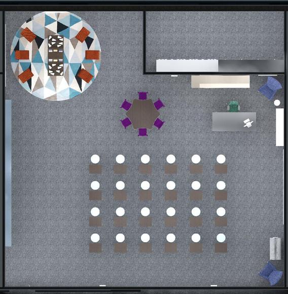 3rd Grade Floor Plan