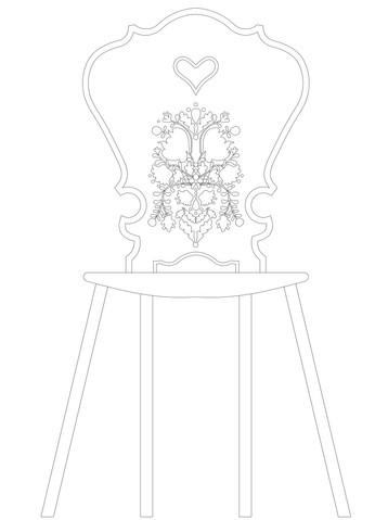Chalet Chair 3