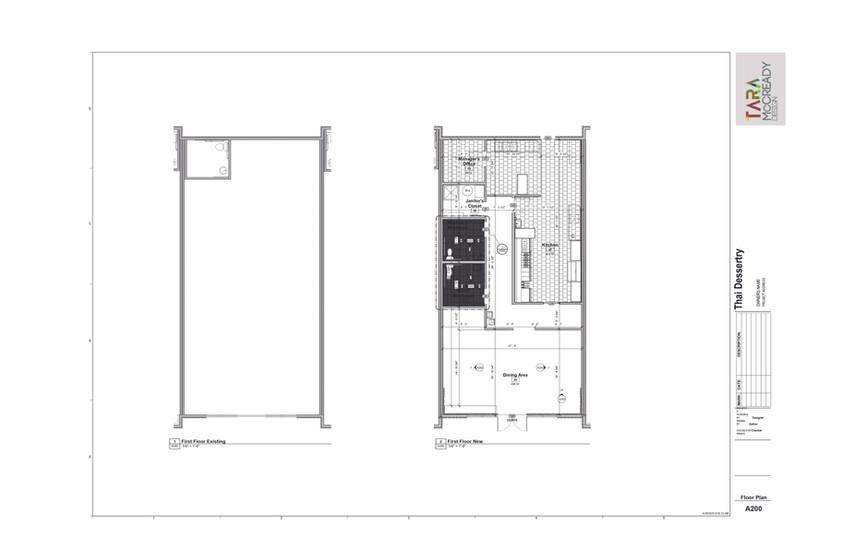 A200 Floor Plan