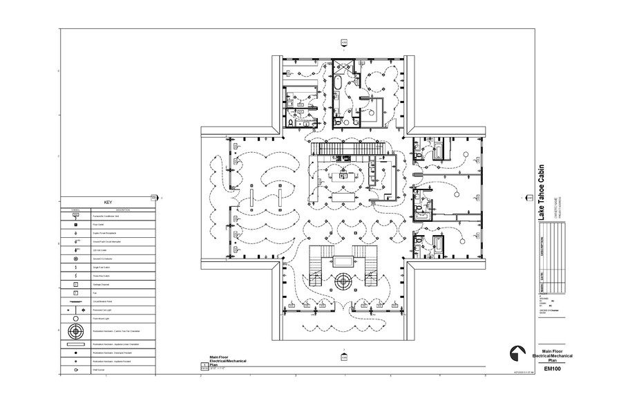Main Floor Electrical & Mechanical