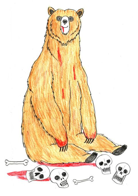 Animal Kingdom Bear