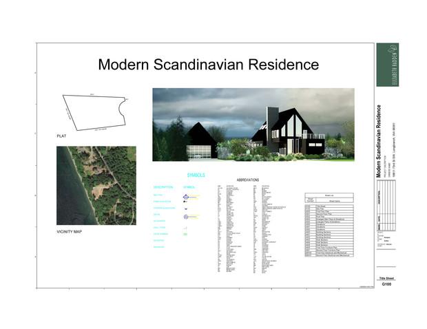 Modern Scandinavian