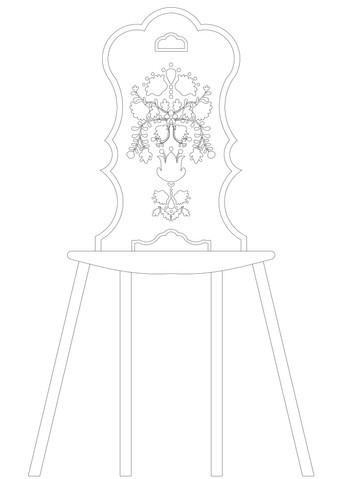 Chalet Chair 5