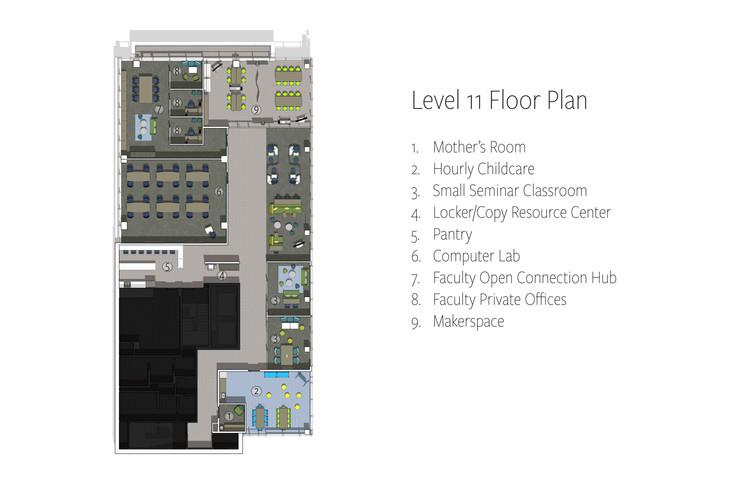 Level 11 Floor Plan