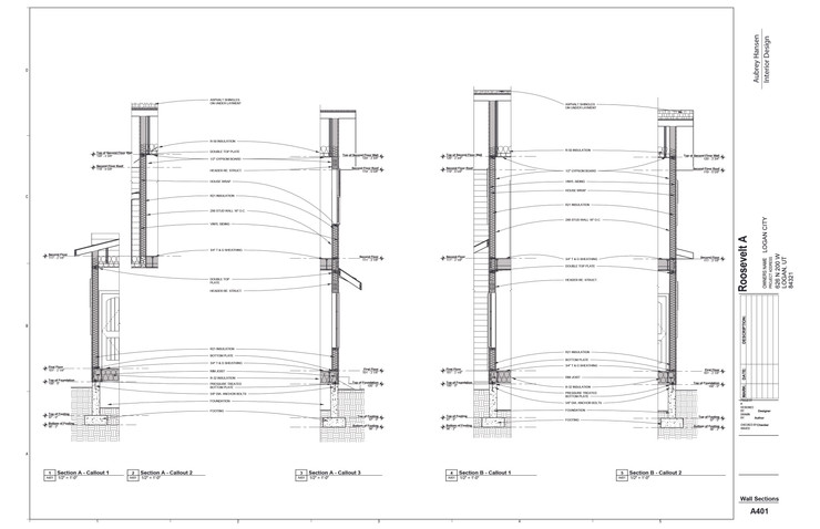 Wall Sections 1