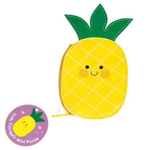 Hello Pineapple purse
