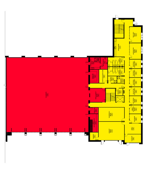 First Floor Safety Plan