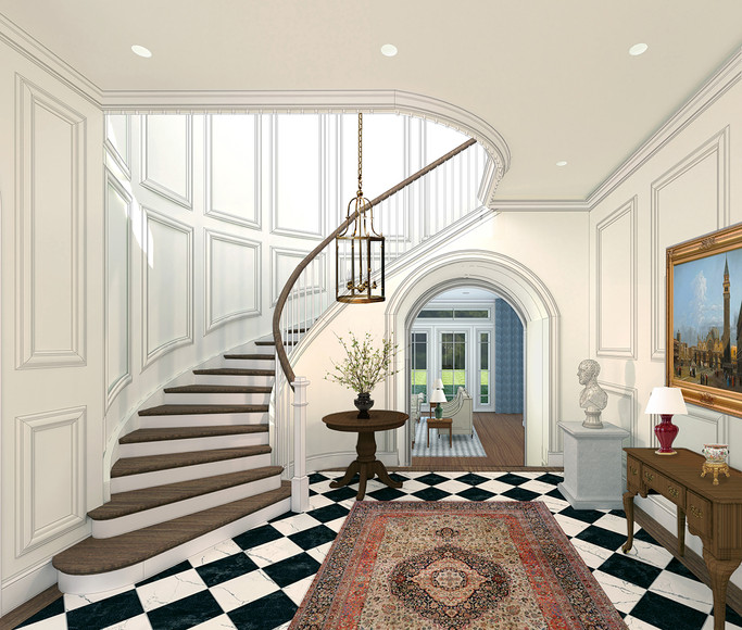 Entry Hall