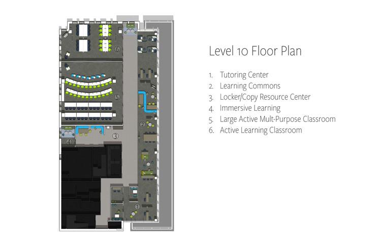 Level 10 Floor Plan