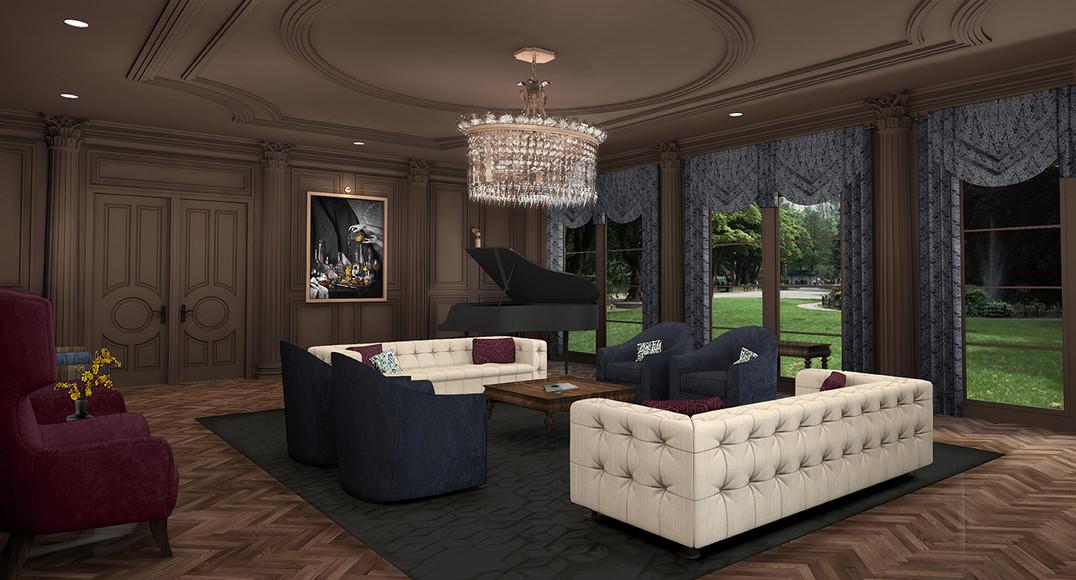 Back Lounge