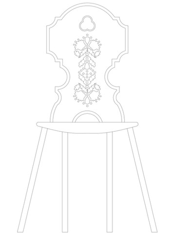 Chalet Chair 2