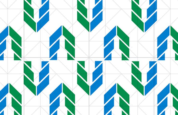 Glacier Bank Graphic