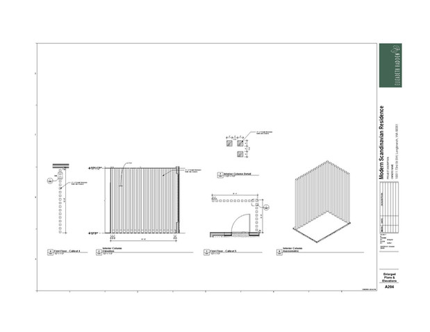 11 Enlarged Stair Plans & Elevations b