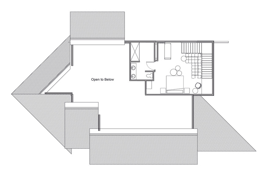 Stairway to Heaven 2nd Floor Floorplan