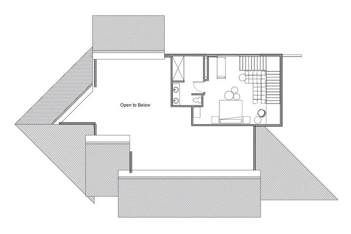 Stairway to Heaven 2nd Floor Floorplan