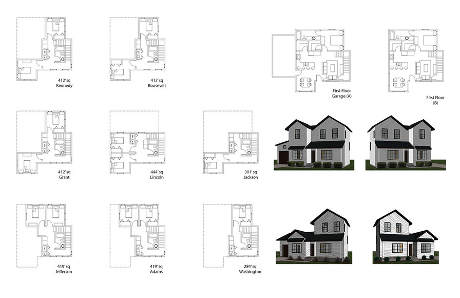 Floorplan Configurations